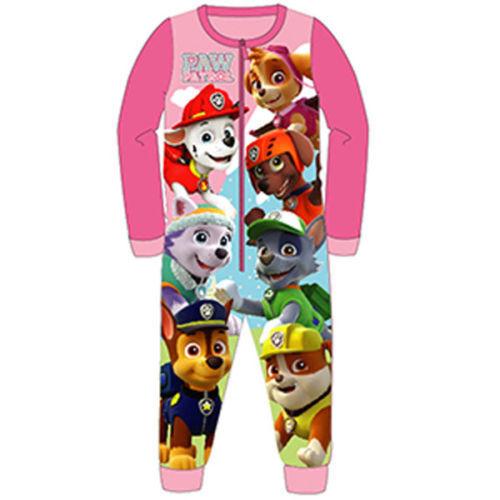 Enfants Garçons Filles Polaire Tout en un Personnage Enfants Pyjamas 1.5-10 ans