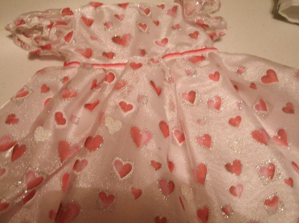 18  Muñeca Ropa Fantasía de 6 Vestido de fantasía de vacaciones