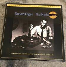 The Nightfly by Donald Fagen (Vinyl, Nov-2017, Mobile Fidelity Sound Lab)