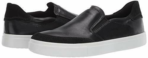 ECCO Kyle Slip on MENS Sneaker BLACK COLOR SIZE 10M NIB