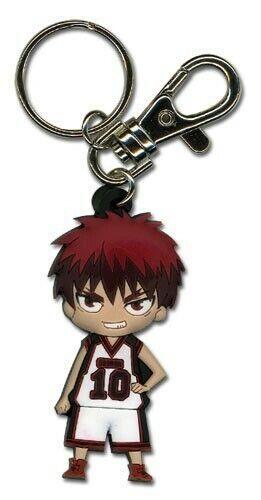 Kuroko/'s Basketball Kagami SD PVC Key Chain Licensed NEW