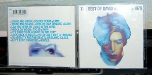 DAVID-BOWIE-034-THE-BEST-OF-DAVID-BOWIE-1974-1979-034-CD-UK-1998-EX-COND