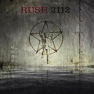 RUSH-2112 (40TH ANNIVERSARY) (W/DVD) (ANIV) (US IMPORT) CD NEW