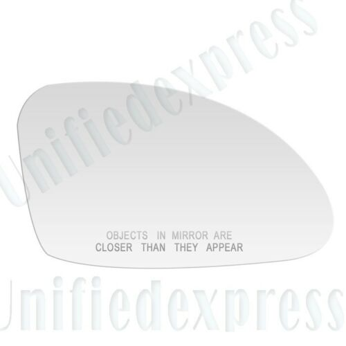 REPLACEMENT-MIRROR-GLASS+ADHESIVE~90-93 CELICA POWER//MANUAL RIGHT PASSENGER SIDE