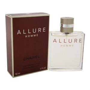 efcbea7531c CHANEL Allure Homme Eau De Toilette Spray for Men EDT 50ml for sale ...