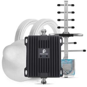 2G 4G 900/1800MHz Handy-Signalverstärker Set Repeater Antenne for Daten Stimme
