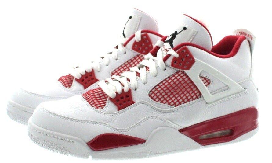 Nike basketball air jordan 308497 männer 4 retro - hohem basketball Nike sportschuhe turnschuhe a2d917