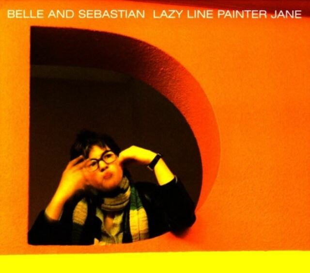 BELLE AND SEBASTIAN lazy line painter jane (3X CD, EP, box set) indie, very good