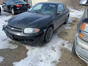 2003 Chevrolet Cavalier**GREAT ON FUEL**