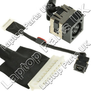 DC-Jack-for-Dell-P18E-Alienware-Power-Cable-Charging-Socket-Wire-Connector