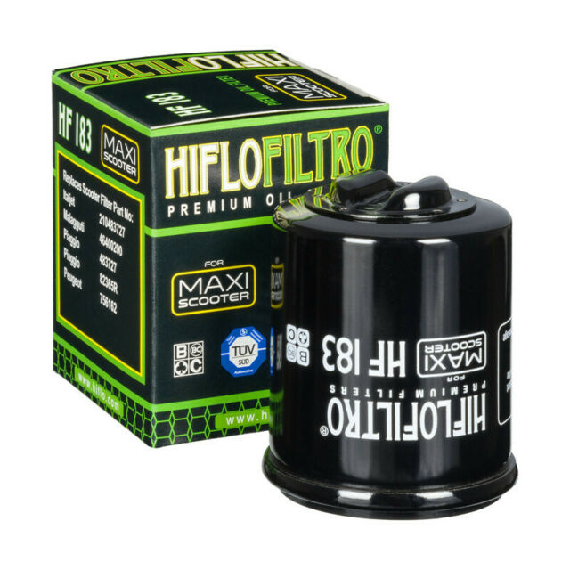 Hi Flo HF183 OIL FILTER VESPA GILERA 82365R