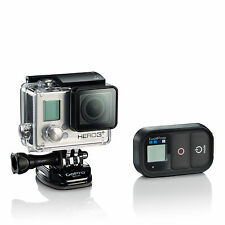 GoPro HERO 3+ Black Action Camera Camcorder + WiFi Remote Certified Refurbished