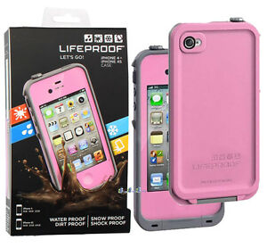 lifeproof case iphone 4s new lifeproof fre waterproof protective tough cover 15616