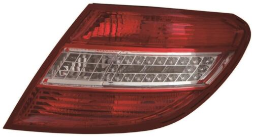 Mercedes C Class W204 2007-2011 Saloon LED Rear Tail Light O//S Drivers Right