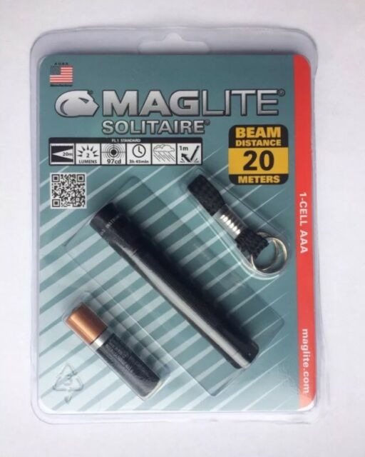 Mag-Lite Solitaire, Torch, Flashlight New & Sealed