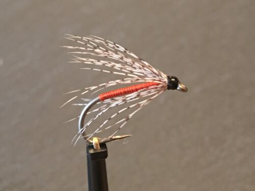 12 and 14 3 Partridge /& Orange Wet Trout Flies Fishing Flies Sizes 10