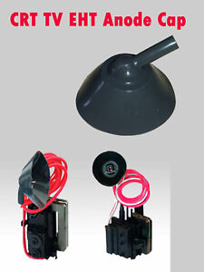 Details about Anode Cap Flyback Transformer Rubber Cover EHT Spark Guard  Parts CRT TV Parts