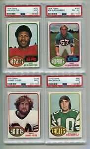1976-TOPPS-FOOTBALL-COMPLETE-SET-528-528-W-18-PSA-GRADED-WALTER-PAYTON-ROOKIE