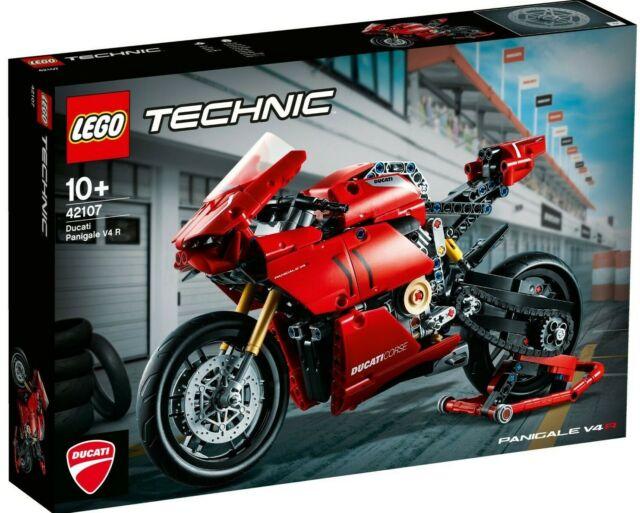 LEGO® TECHNIC® 42107 Ducati Panigale V4 R