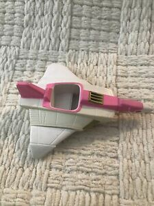 Mighty Morphin Power Rangers Pink Ranger Jet ONLY 1995 Saban Used Loose