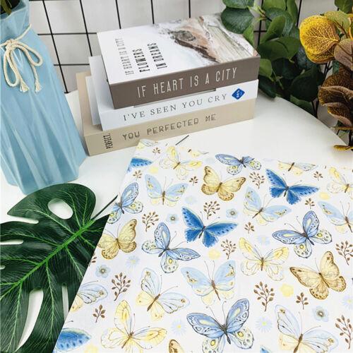 20pcs Napkin Tissue Paper Flower Chirstmas Wedding Party Handkerchief Supplies