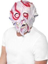 Déguisement Fondu Halloween Visage Masque