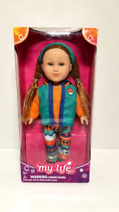 My Life As Doll Outdoorsy Girl New
