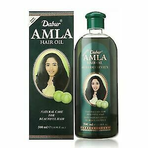 Dabur Original Amla Hair Oil 500ml Natural Care Free Gift Usa Seller Fast Ship For Sale Online