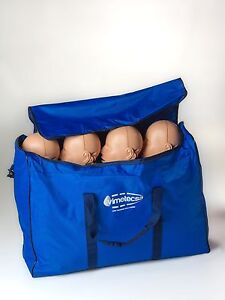 CPR-Training-Manikin-Adult-amp-Child-Manikin-PACK-OF-4-NEW-Advanced-Head