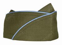 US Army WW2 Infantry EM GARRISON SIDE CAP - All Sizes - American Military Hat