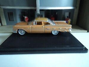 oxford 1959 pontiac bonneville canyon copper 1 87 ho diecast car gm