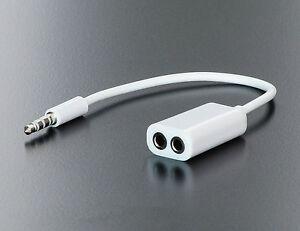 Handys & Kommunikation Pflichtbewusst Klinken Y Kabel Verteiler Splitter Stereo 3,5 Mm 4 Polig Für Smartphones Tablet Kabel & Adapter