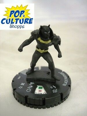 Heroclix Earth X set Black Panther #014 Common figure w//card!