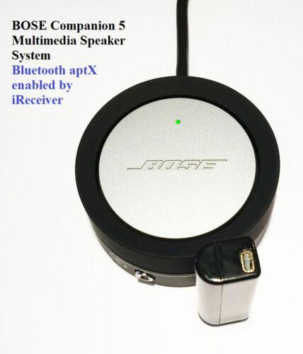 KOKKIA iRECEIVER iAdapter Tiny UNIVERSAL aptX Bluetooth Stereo Receiver