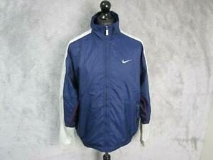 Para-Hombre-Nike-Impermeable-Chandal-Top-Talla-L-Ref-S0032
