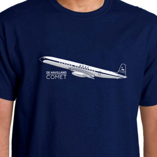 Aeroclassic BOAC De Havilland Comet T-Shirt