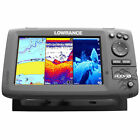 Lowrance Hook 7x Downscan Transducer Fishfinder Fixed