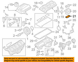 bmw oem 2011 x3 3 0l l6 engine insert gasket 11127573439 ebay 2007 bmw 328i belt diagram image is loading bmw oem 2011 x3 3 0l l6 engine
