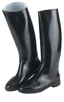 Reitstiefel Hippo Stiefel für Kinder und Damen schwarz Kerbl