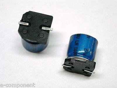 Condensatore Elettrolitico in SMD 220uF 10V 105°C ELNA dimensioni 8x10mm