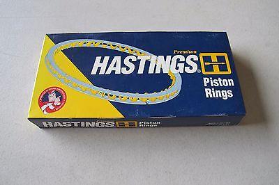 Hastings 2C4935S Single Cylinder Piston Ring Set