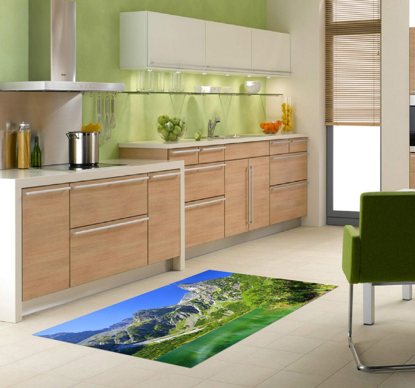 3D Paysages Lac Alpin 080 Décor Mural Murale De Mur Mur Mur De Cuisine AJ WALLPAPER FR | Large Sélection  0d1a48
