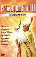 Pope John Paul II: Story of a Holy Life (DVD, 2004)