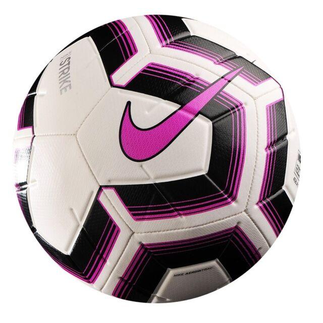 Pallone Da Calcio Nike Strike Serie Ai Misura 5 Bianco