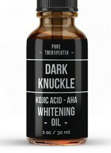 Dark knuckle Oil Skin Whitening Kojic Acid AHA Brightening lightening Bleaching