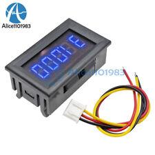 Blue 036 Led 5 Digit Dc 0 33000v Digital Voltmeter Voltage Meter Car Panel