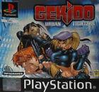 Gekido (Sony PlayStation 1, 2000) - US Version