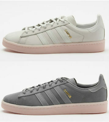 ADIDAS CAMPUS SHOES WHITE BY9839,GREY