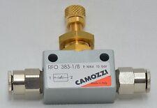 CAMOZZI CO2 aquarium precise pressure regulator for 6mm hose EASY TO FIT