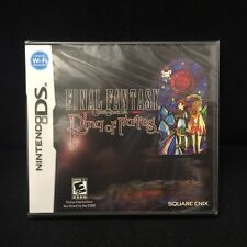 Final Fantasy Crystal Chronicles: Ring of Fates / Brand New / (Nintendo DS)